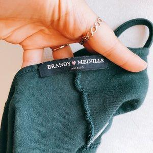 Brandy Melville Tops - Brandy Melville Super Soft Crop Tank